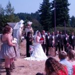 "Officiating ""Love Story"" weddings in CA and FL"